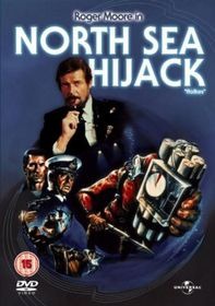 North Sea Hijack  (Import DVD)