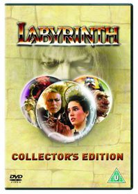 Labyrinth (Collector's Edition) - (Import DVD)