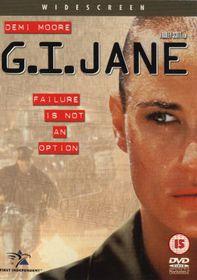 G.I. Jane (Import DVD)