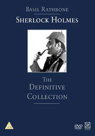 Sherlock Holmes Box Set - (Import DVD)