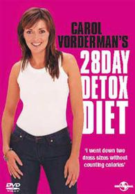Carol Vorderman 28-Day Detox  (Import DVD)