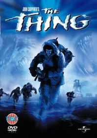 The Thing (Import DVD)