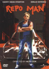 Repo Man - (Australian Import DVD)