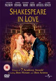 Shakespeare In Love - (Import DVD)