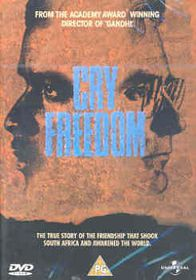 Cry Freedom (Import DVD)
