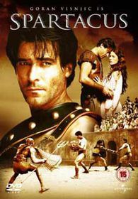 Spartacus - TV Movie (Import DVD)