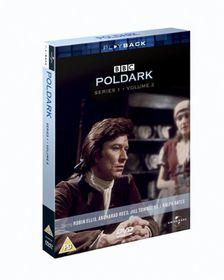 Poldark Series 1 Part 2 - (Import DVD)