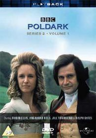 Poldark Series 2 Part 1 - (Import DVD)
