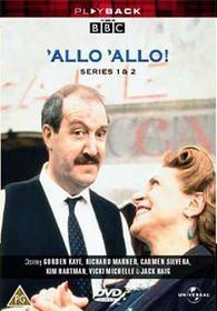 Allo Allo - Series 1 & 2 - (Import DVD)