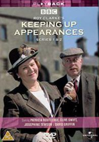 Keeping Up Appearances - Series 1 & 2 - (Import DVD)