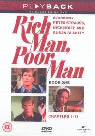 Rich Man Poor Man (Import DVD)