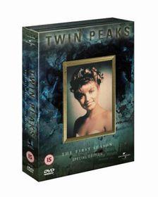 Twin Peaks - Series 1 (Import DVD)