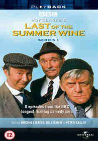 Last Of The Summer Wine (Series 1 & 2) - (parallel import)