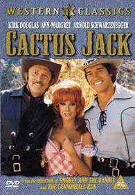 Cactus Jack - (Import DVD)