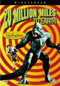 20 Million Miles To Earth - (Import DVD)