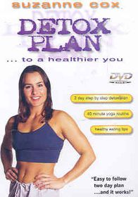 Cox,Suzanne Detox Plan - (Australian Import DVD)