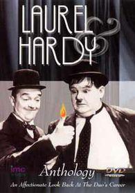 Laurel & Hardy Anthology - (Import DVD)