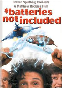 Batteries Not Included (Import DVD)