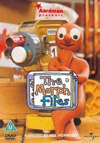 The Morph Files (Import DVD)
