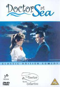 Doctor At Sea - (Import DVD)