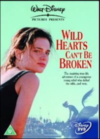 Wild Hearts Can't Be Broken (Import DVD)