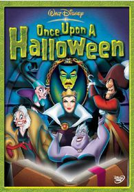 Once Upon A Halloween - (DVD)