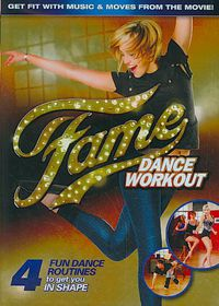 Fame Dance Workout - (Region 1 Import DVD)
