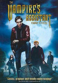 Cirque Du Freak:Vampire's Assistant - (Region 1 Import DVD)