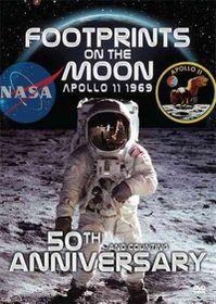 Footprints on the Moon Apollo 11 1969 - (Region 1 Import DVD)