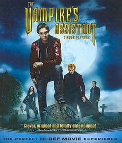 Cirque Du Freak:Vampire's Assistant - (Region A Import Blu-ray Disc)