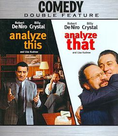 Analyze This/Analyze That - (Region A Import Blu-ray Disc)