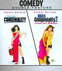 Miss Congeniality/Miss Congeniality 2 - (Region A Import Blu-ray Disc)