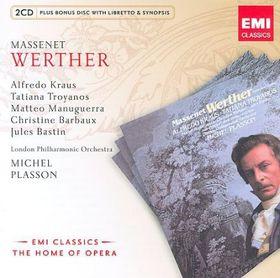 Opera Series: Massenet - Werther - Various Artists (CD)