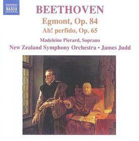New Zealand Symphony Orchestra - Egmont Op 84 (CD)