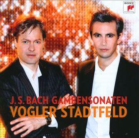 Stadtfeld Martin & Jan Vogler - Gambensonaten (CD)
