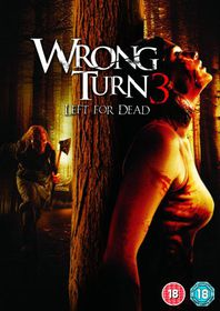 Wrong Turn 3 - (Import DVD)