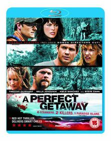 Perfect Getaway - (Import Blu-ray Disc)