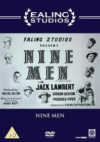 Nine Men - (Import DVD)