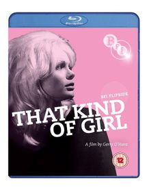 That Kind of Girl - (Import Blu-ray Disc)