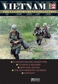 Vietnam - The US Government Collection - Vol. 2 - (Import DVD)