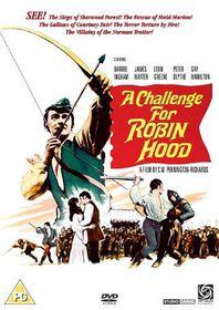Challenge For Robin Hood - (Import DVD)