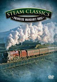 Steam Classics - Princess Margaret Rose - (Import DVD)