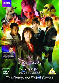 Sarah Jane Adventures - Series 3 - (Import DVD)
