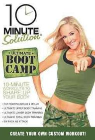 10 Minute Solution:Ultimate Bootcamp - (Region 1 Import DVD)