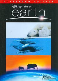 Disneynature Earth - (Region 1 Import DVD)