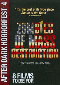 Zombies of Mass Destruction - (Region 1 Import DVD)
