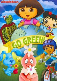 Nick Jr Favorites:Go Green - (Region 1 Import DVD)