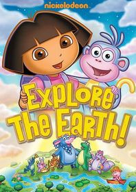 Dora the Explorer:Explore the Earth - (Region 1 Import DVD)