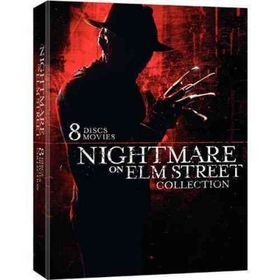 Nightmare on Elm Street Collection - (Region 1 Import DVD)
