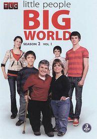 Little People Big World Season 2 V 1 - (Region 1 Import DVD)